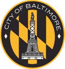 City of Baltimore logo