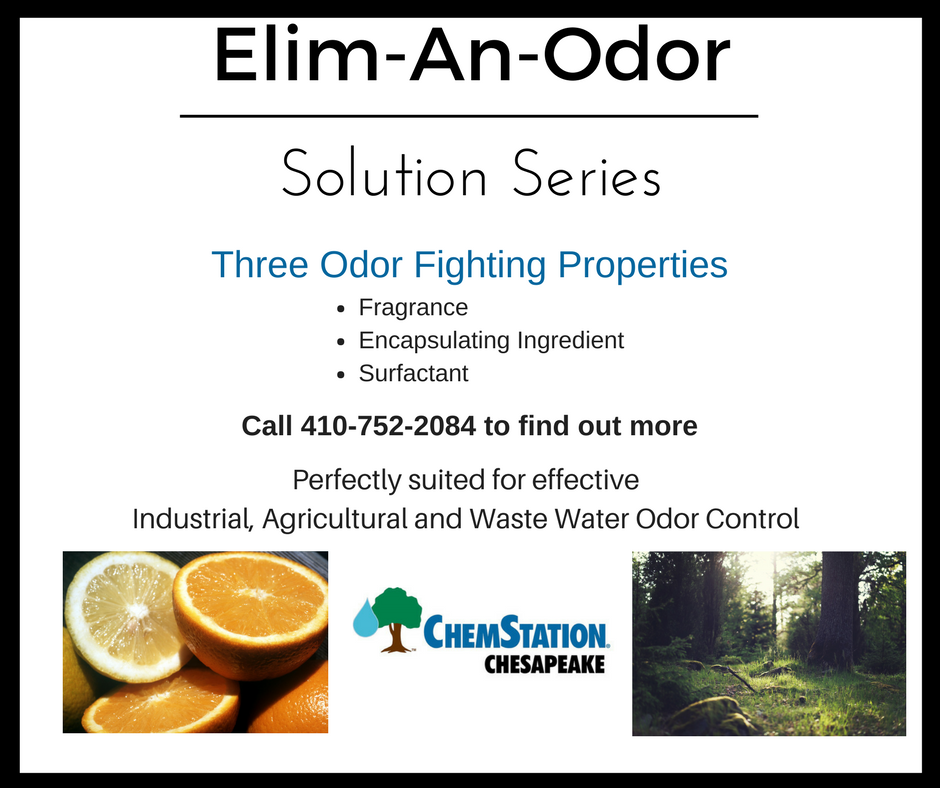 Elim-an-odor series solution