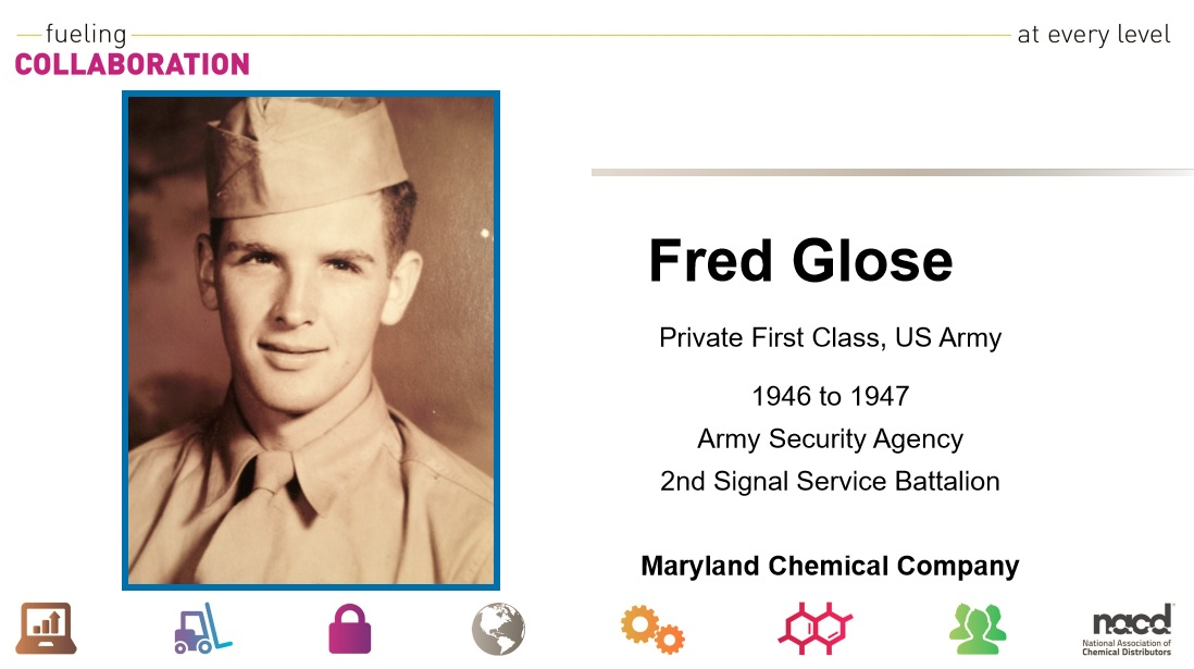 Veteran Founded Maryland Chemical Company